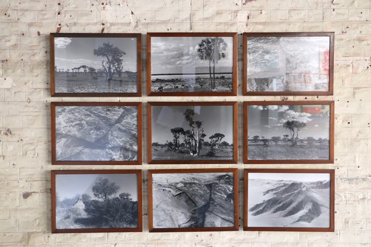 Balthasar BURKHARD Namibia 2000 2000