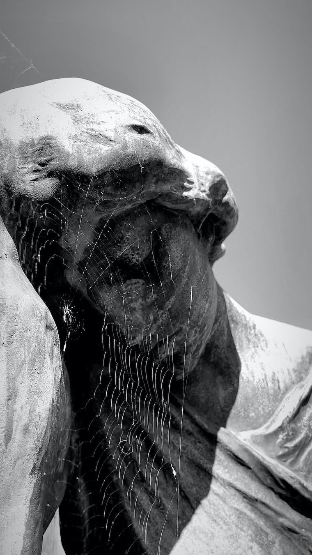 Brognon Rollin L Haleine des statues XXVII vidéo Brognon Rollin Light