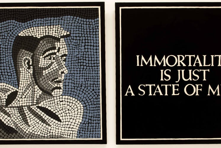 Immortality is just a state of mind Jean Francois Octave