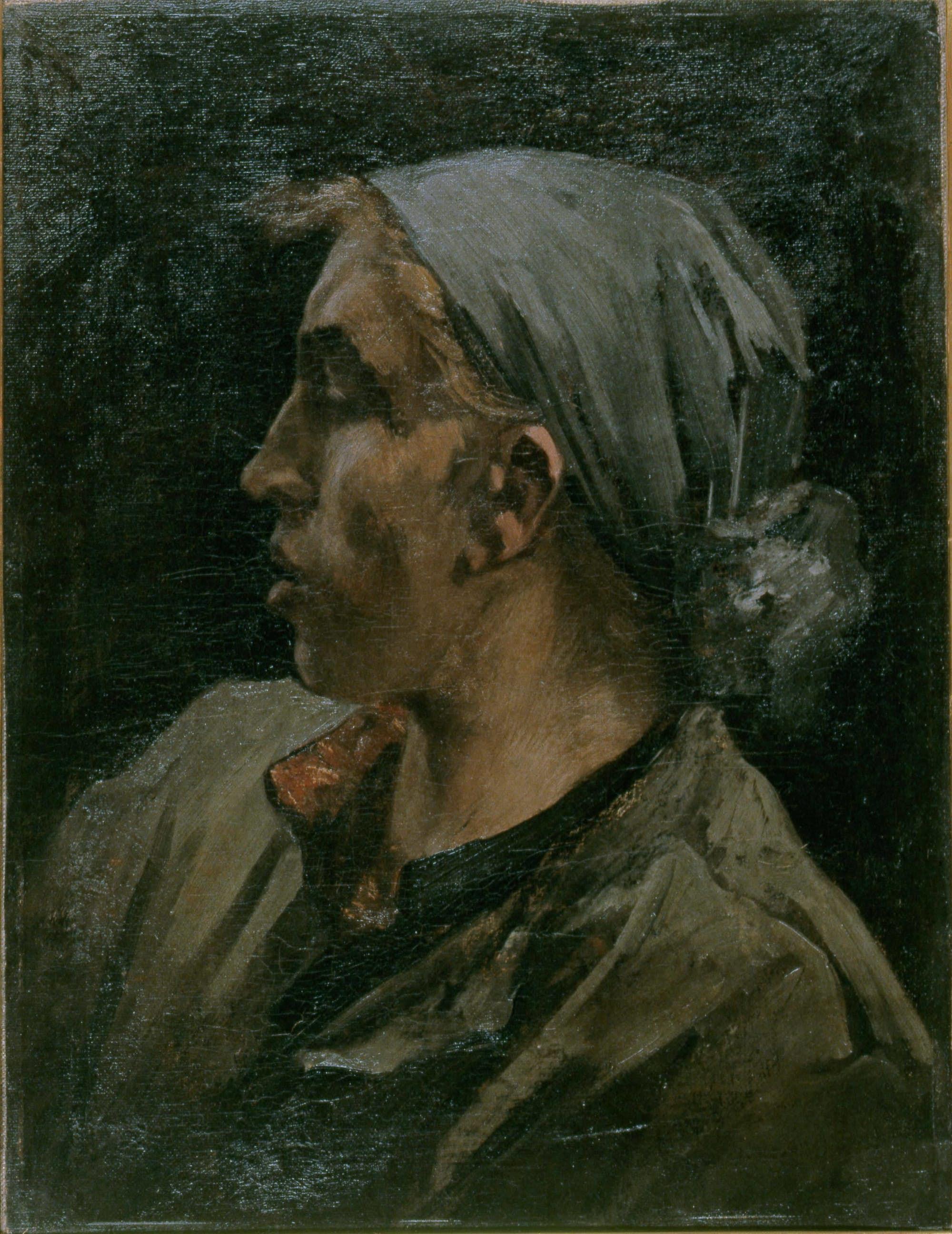 Cécile DOUARD Femme du Borinage