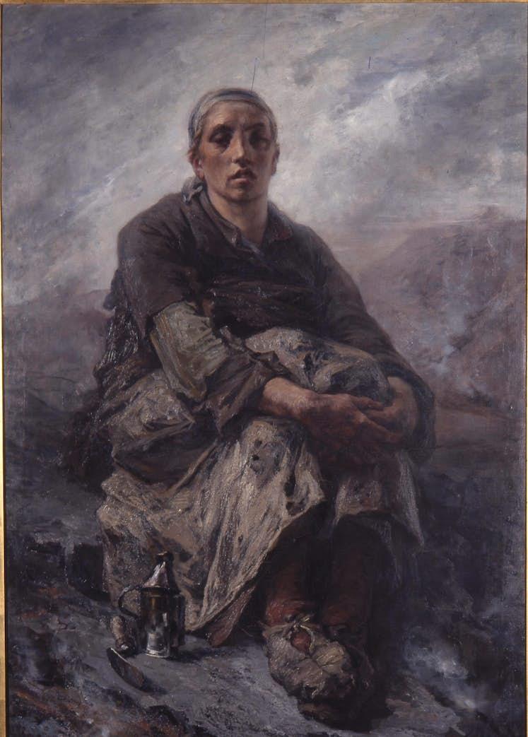 Cécile DOUARD La Hiercheuse