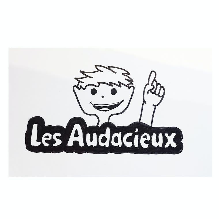 Logo Audacieux Corentin Roels2