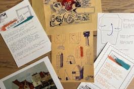 Médiation Mail art web