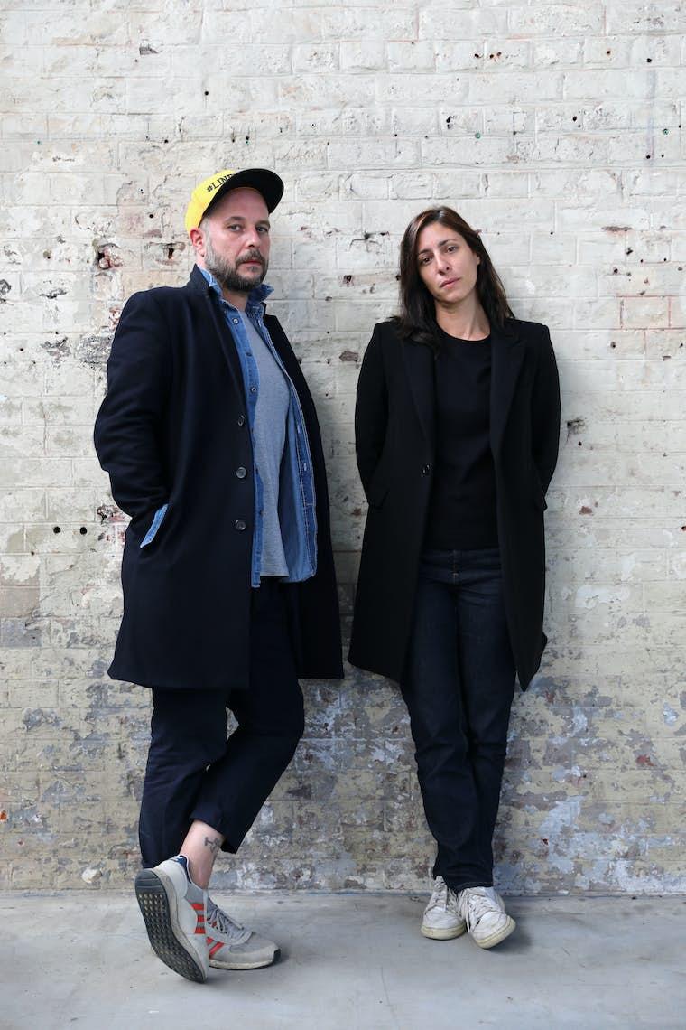 David Brognon & Stéphanie Rollin, 2021 ©BPS22