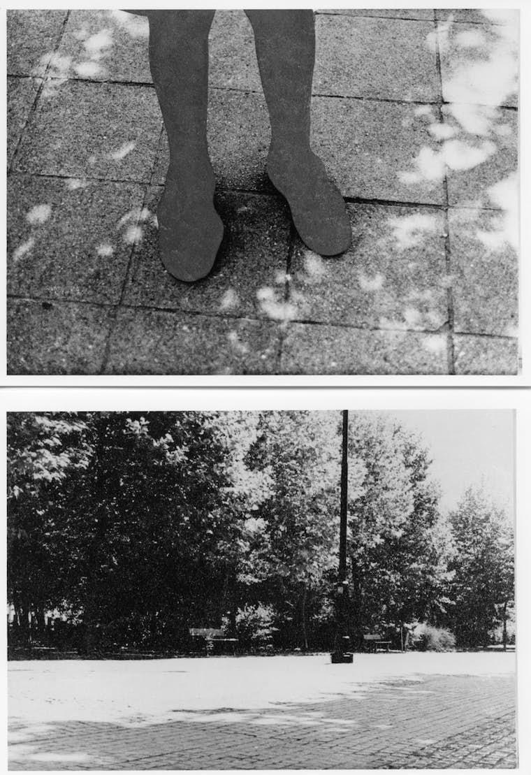 Stephan Vee, Les déplacements sans raisons, 2000