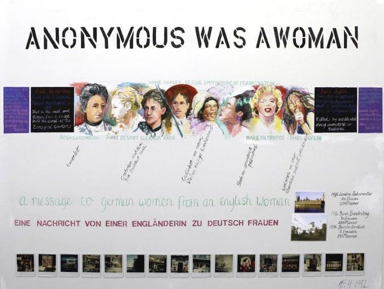 ADN Galeria Margaret Harrison BPS222