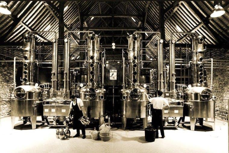 Alambic Maitres Distillateurs distillerie