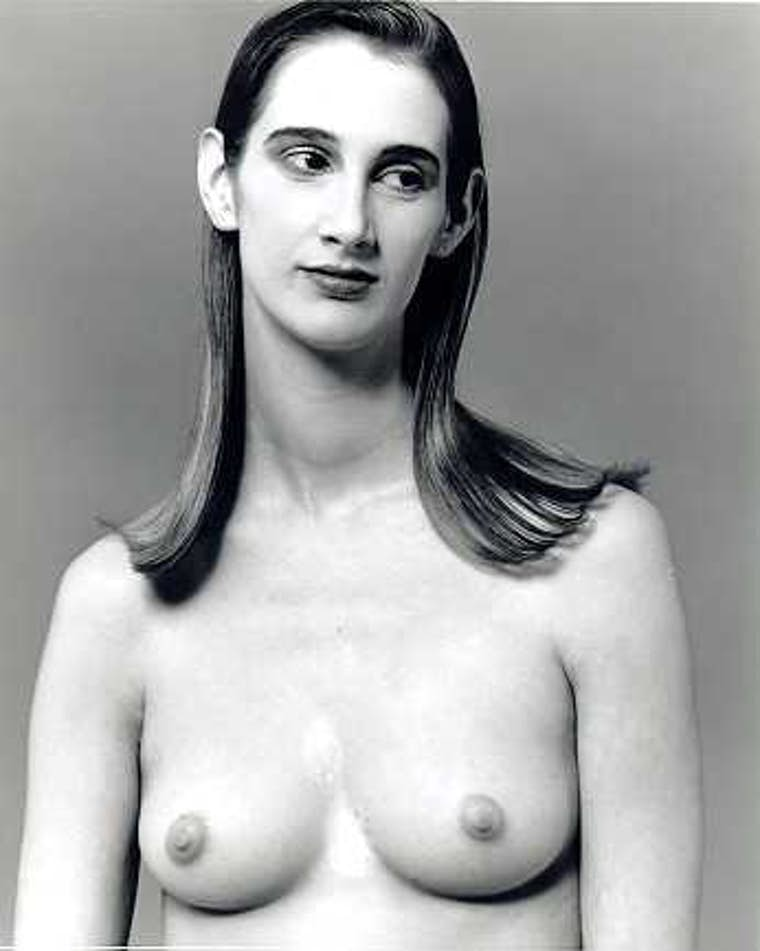 Bettina Rheims Sasha 1989