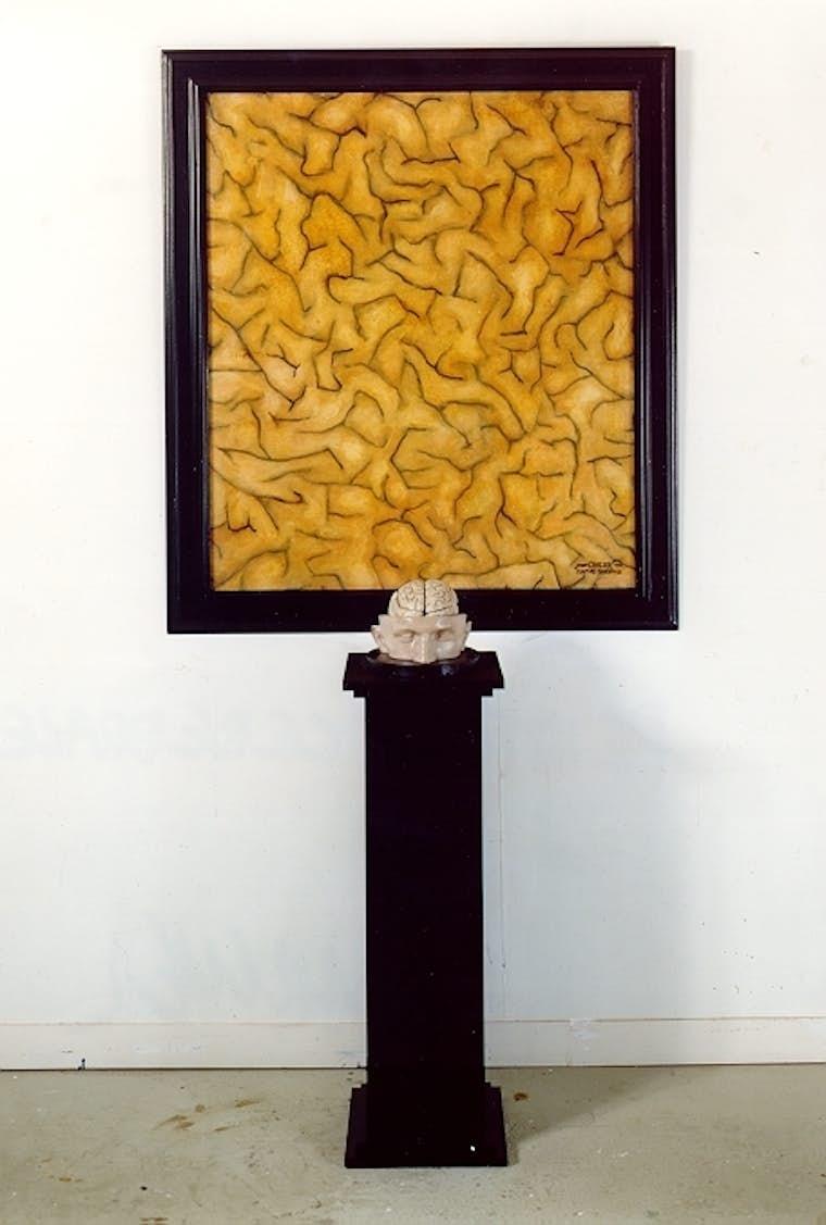 CHARLIER Jacques Peintures crbrale