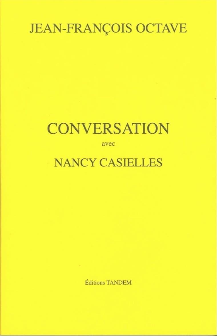 Conversation avec Jean Franc Iois Ocatve Couverture