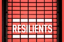Cover Catalogue RSILIENTS A Leslie Artamonow