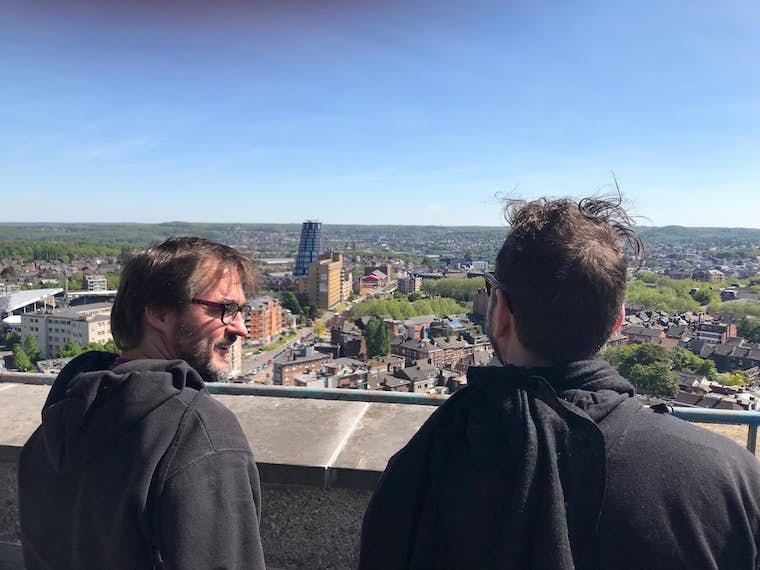 Mathieu et PO