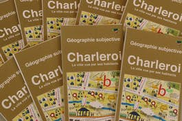 Carte Geographie subjective web
