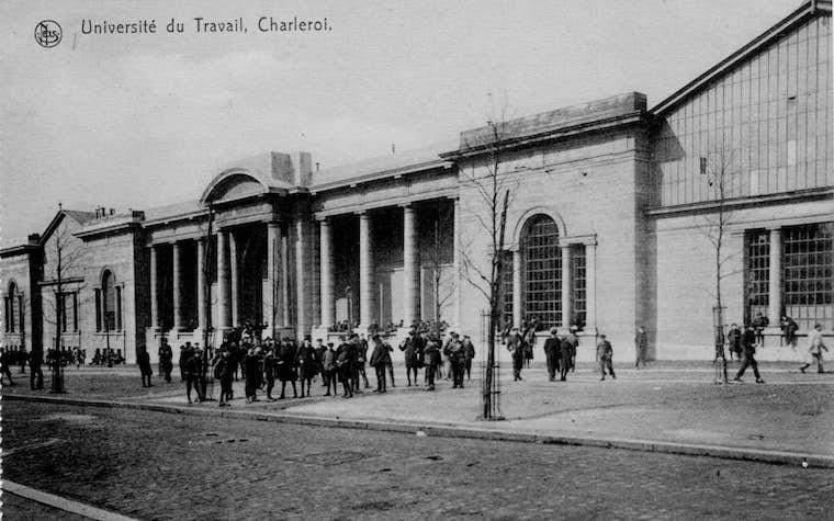 Facade annees 1910