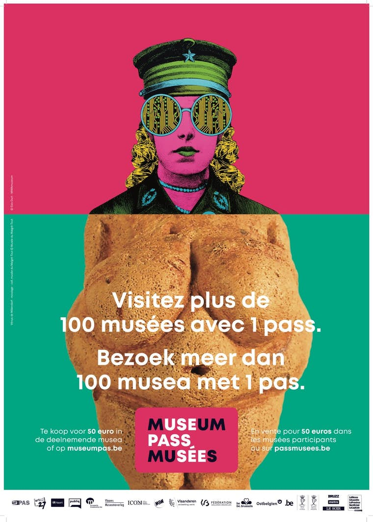 Museum PAS Smuse Iesposter A2v2 Light