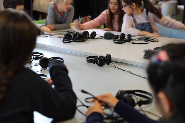 Th Atelier radio 1