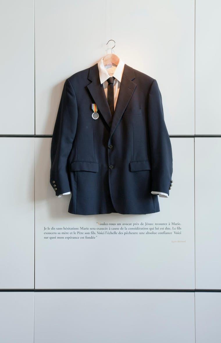 Th Samyn Fabrice Costum made Custom 2014