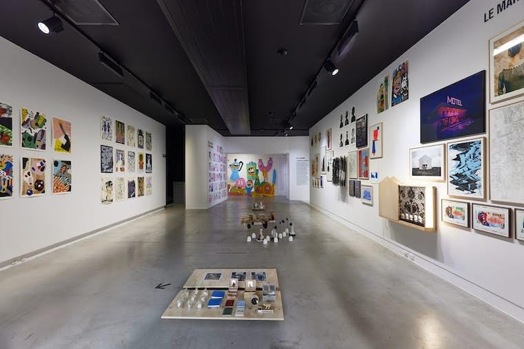 Light BPS22 Exposition É TÉ CARBONE La Colonie de vacances Leslie Artamonow