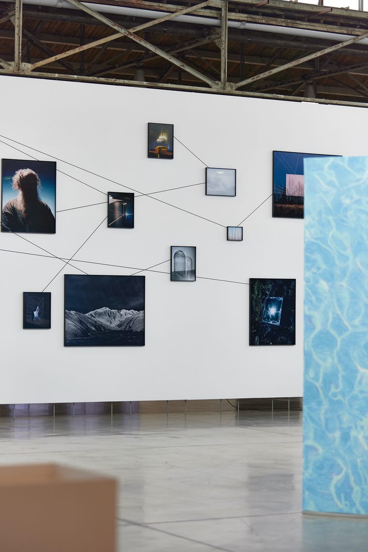 Light BPS22 Exposition LETTRES DE MISARCHIE Charleroi Chicoutimi Leslie Artamonow 1
