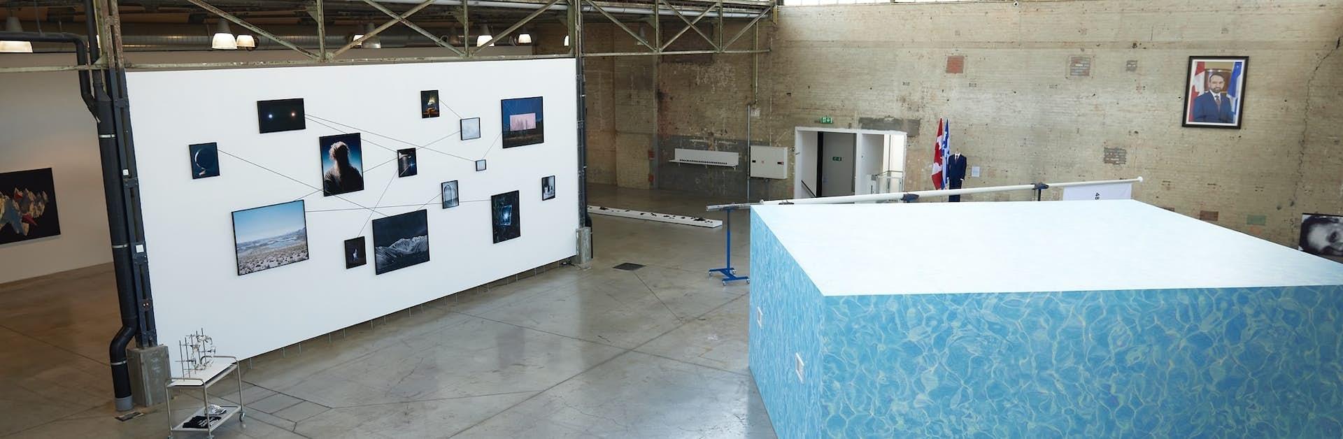 Light BPS22 Exposition LETTRES DE MISARCHIE Charleroi Chicoutimi Leslie Artamonow